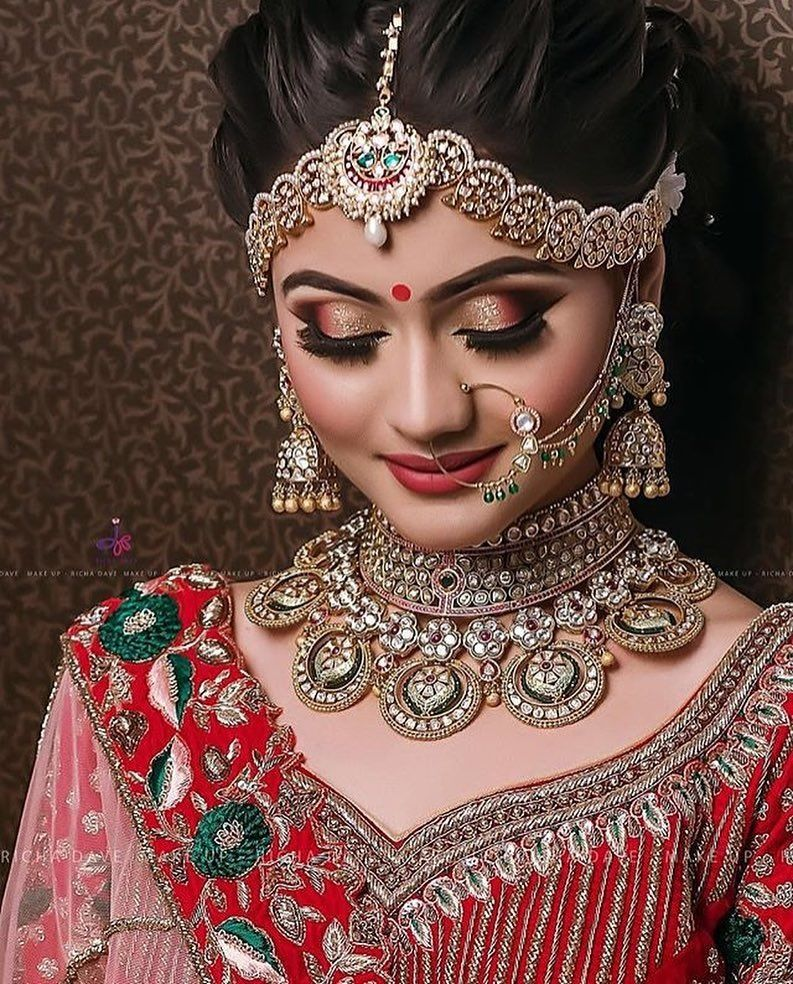 10 stunning bridal makeup looks for the 2018 bride