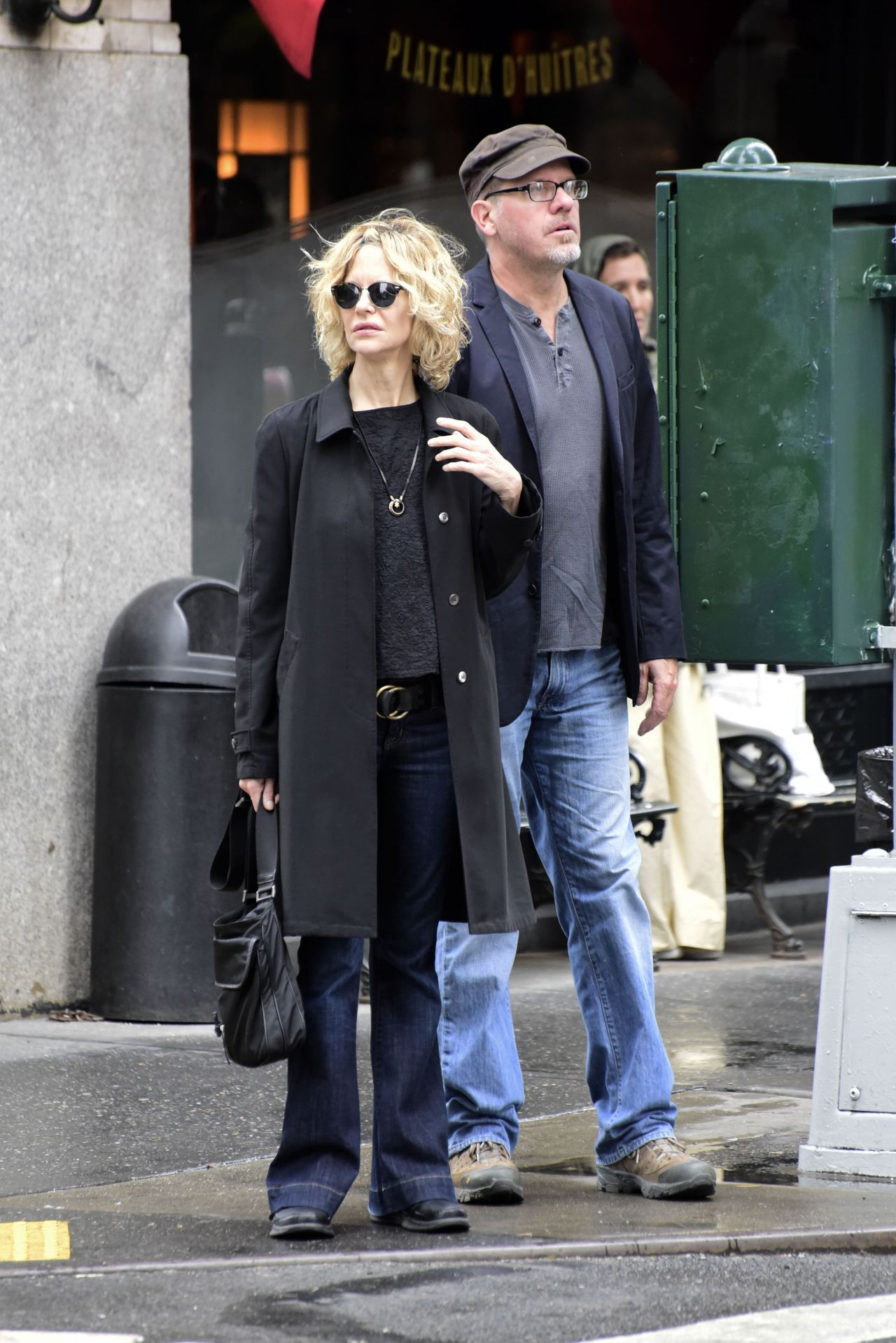 Meg Ryan Street Style Out In New York City April 2016