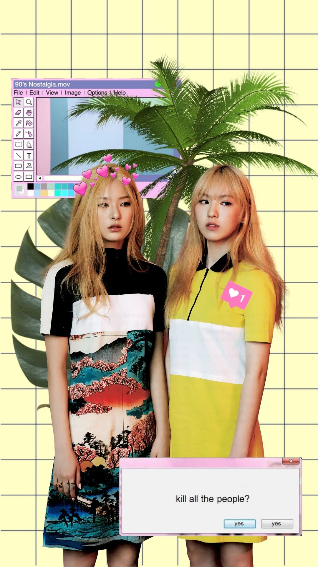 Your Dealer Of Kpop Backgrounds Red Velvet Pinterest Red