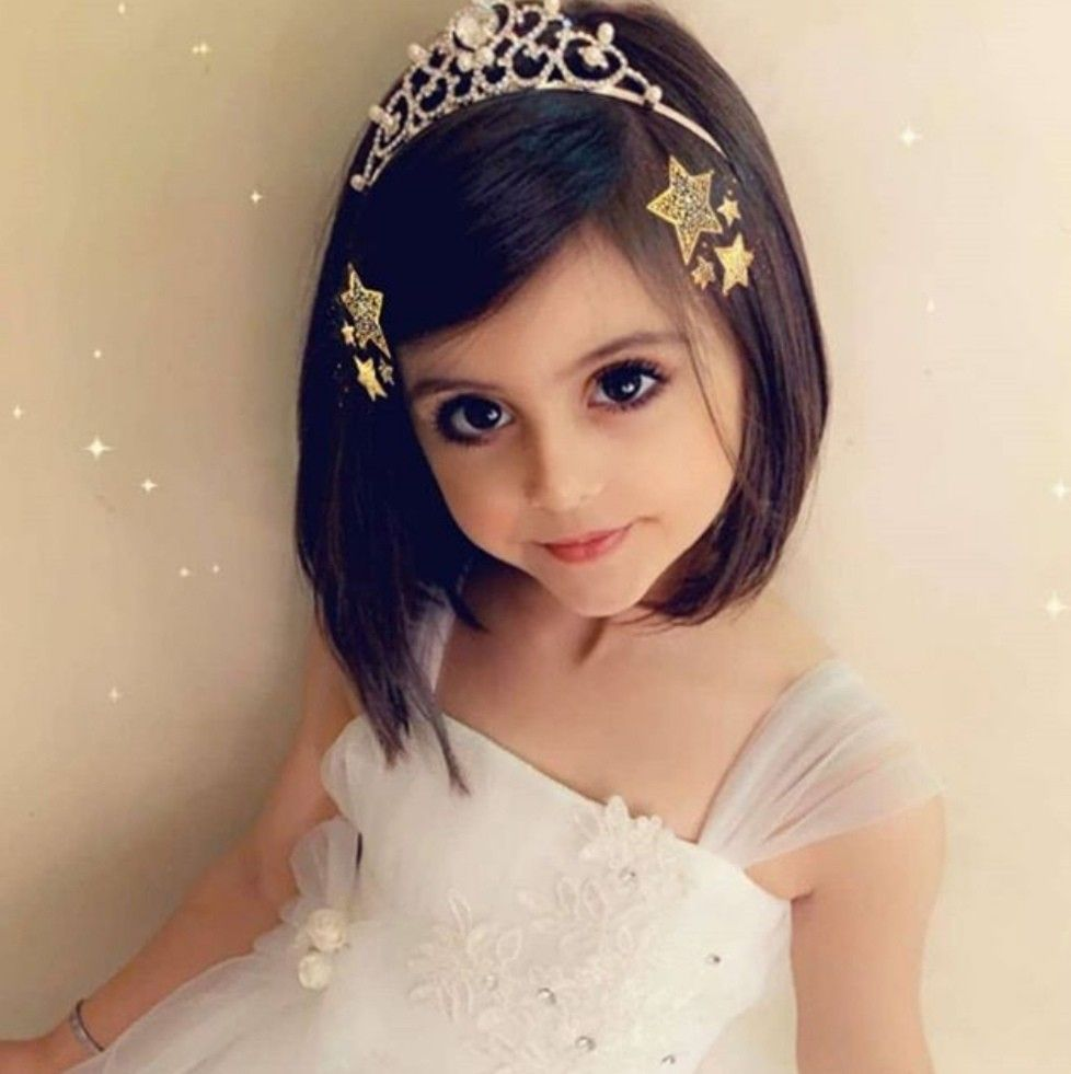 Pin By آلمـ ـلگة On غادة السحيم Cute Baby Girl Images Beautiful Little Girls Mommy Daughter Photos