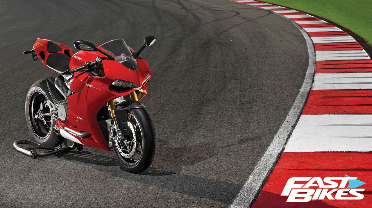 Ducati 1199 Panigale S Bike Wallpapers
