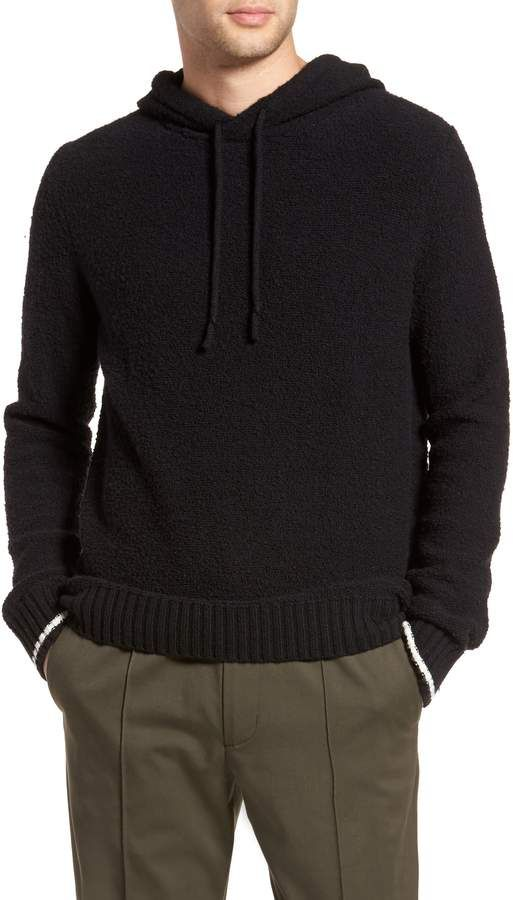 best service 67f1d 6bf47 Vince Wool Fleece Pullover Hoodie in 2019 | Products | Mens ...