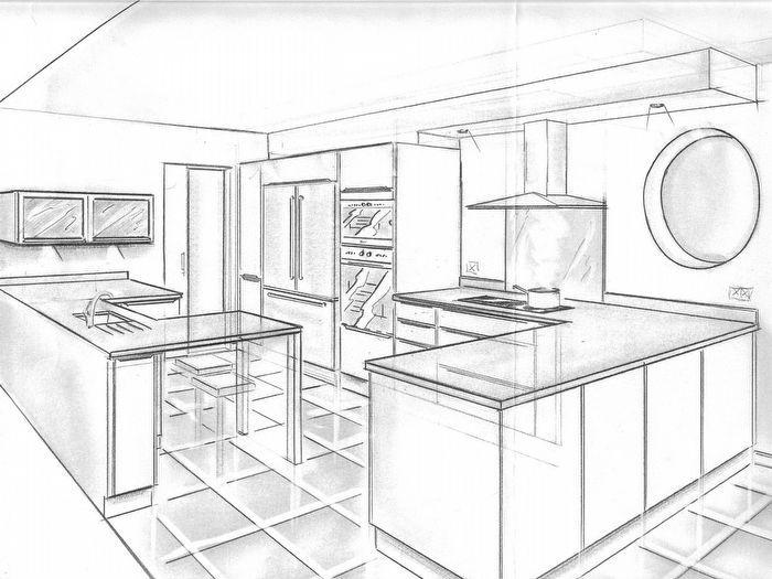 cuisines sur mesure dominique delaunay 44 saint nazaire cuisines salle de bains rangements. Black Bedroom Furniture Sets. Home Design Ideas