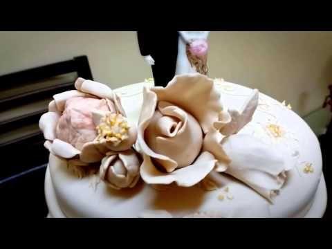 كيكة زواج Wedding Cake Via R Cakedecorating Wedding Weddings Cake Decorating Cake Wedding Cakes