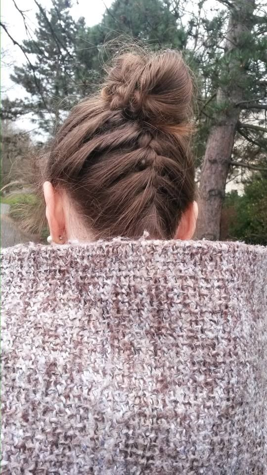 #CGHfrenchHighBun did this on my own hair xoxo Lucy