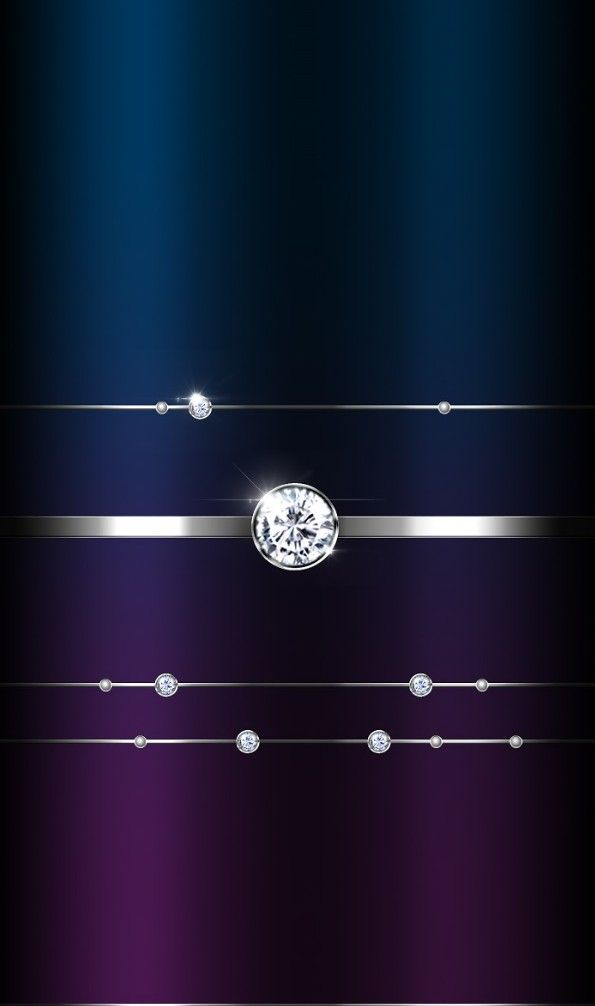 Purple and gold and blue diamonds wallpaper pinterest for Schwarze glitzer tapete