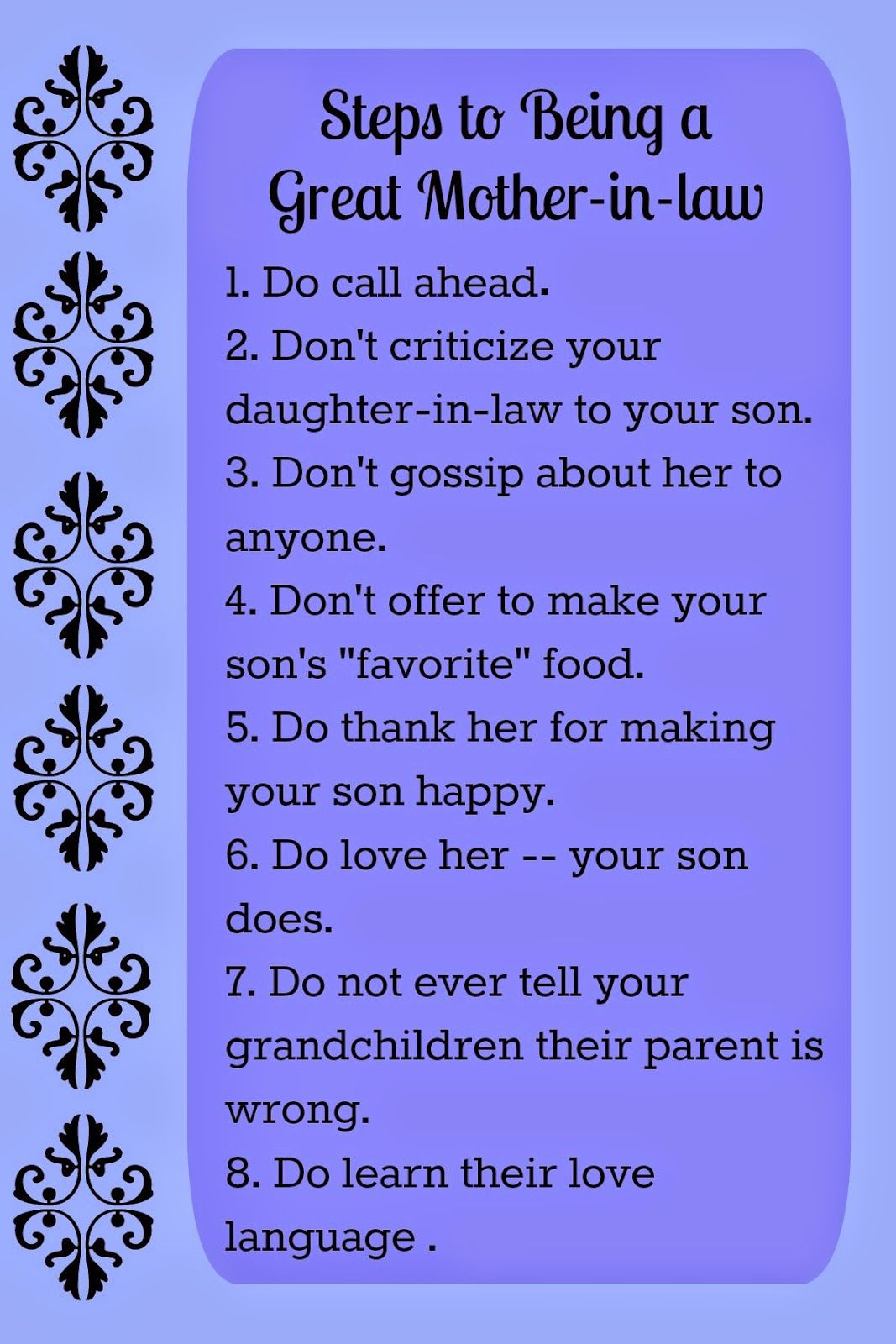 In Law S And Out Laws And Loving Them All Law Quotes Mother In
