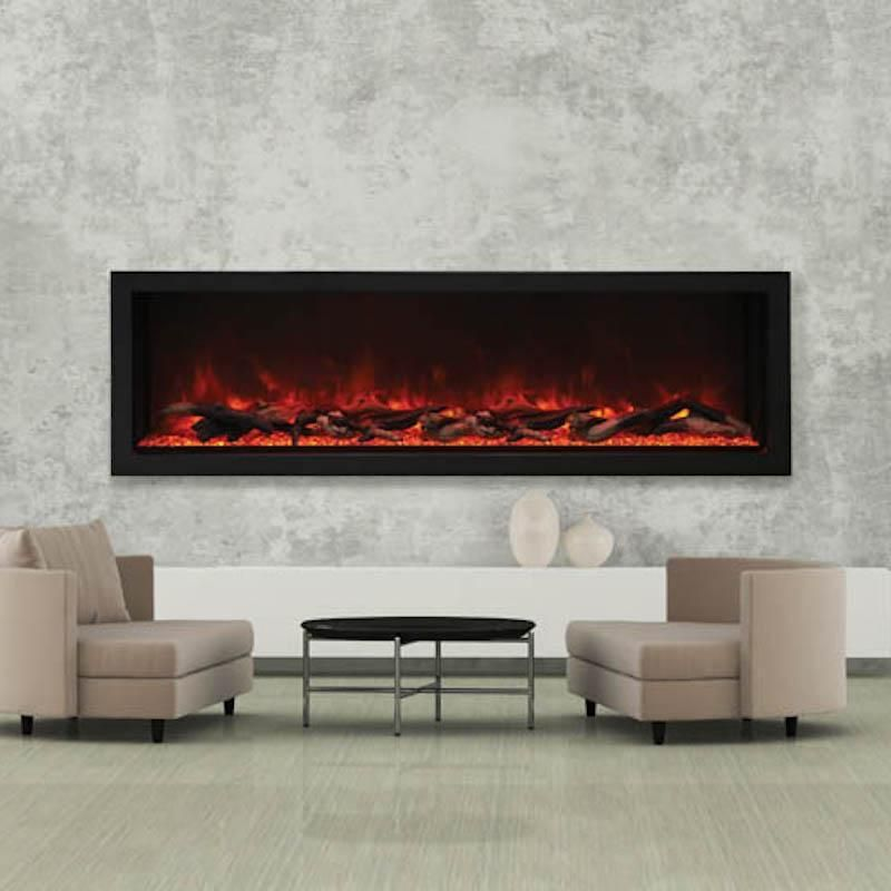 Amantii Panorama Built In Deep Extra Tall 72 Inch Electric