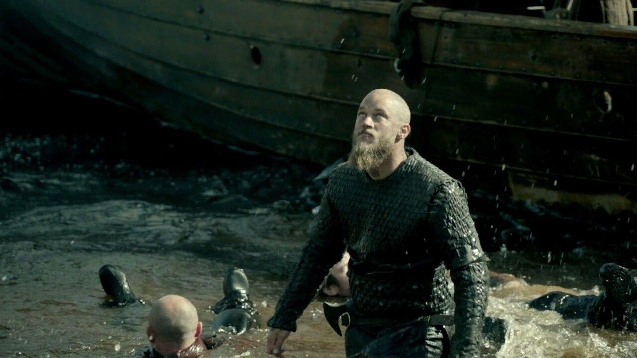 Ragnar Lothbrok Paris
