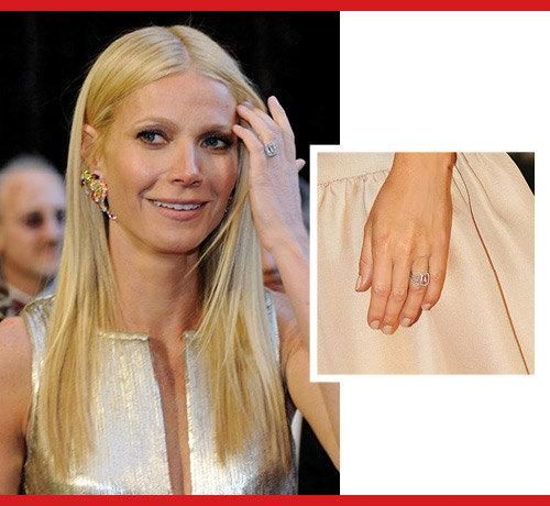Putting a Ring On It: ... Gwyneth Paltrow Engagement