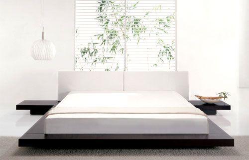 japanese bedroom Modern and Futuristic Japanese Bedroom Design