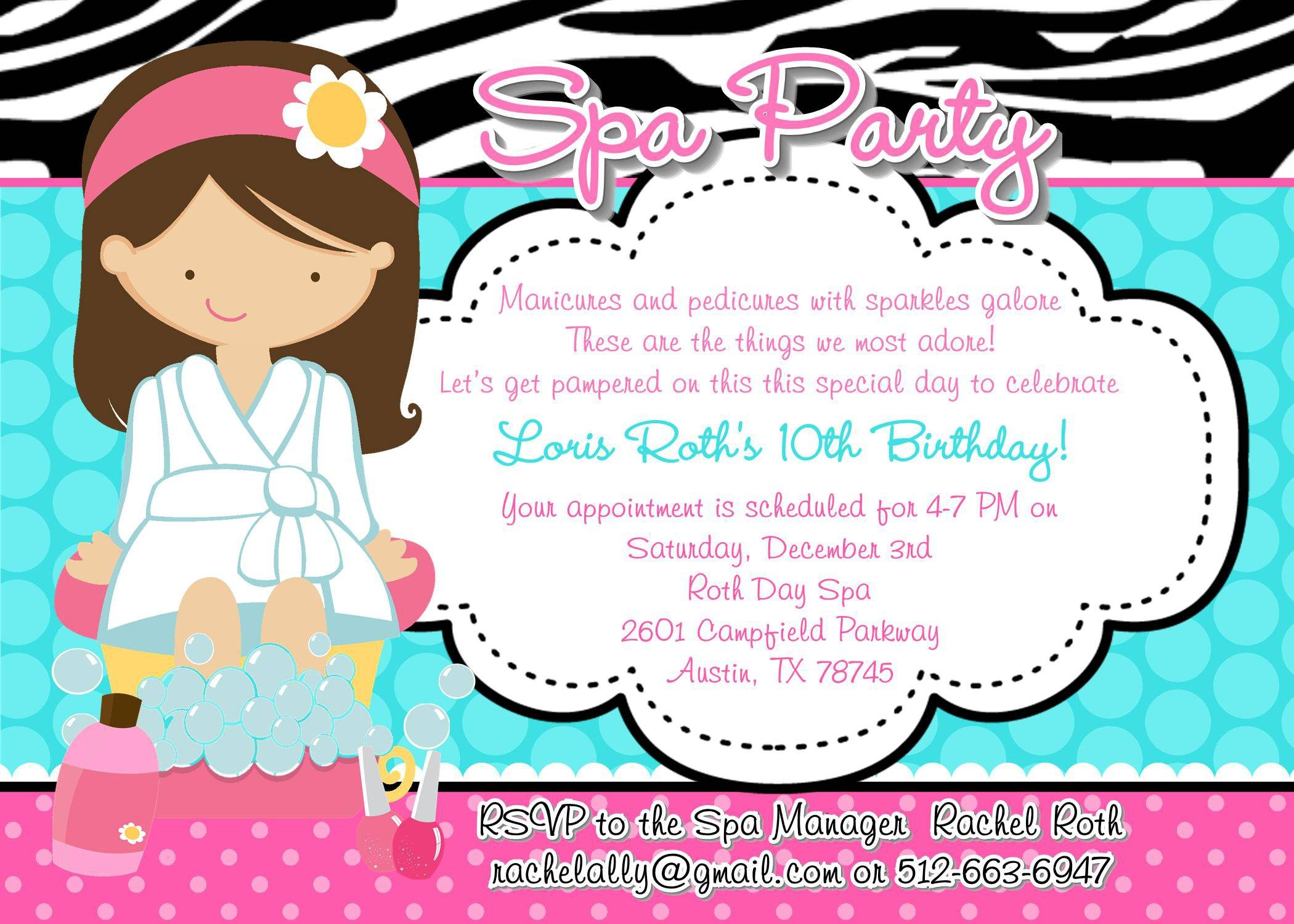 birthday-party-invitation-message | birthday invitations template ...