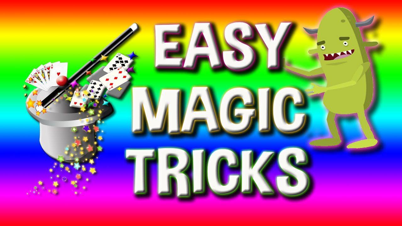 easy magic tricks for everyone  magic tricks revealed