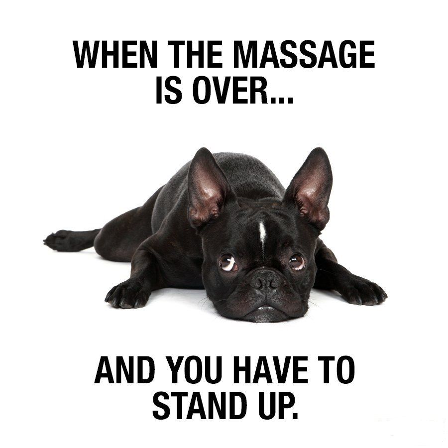 How many of you can relate to this feeling? Call to book