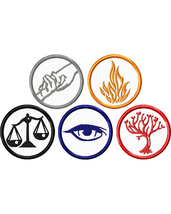 divergent faction symbols - DIVERGENT Fansite | Tattoos ...