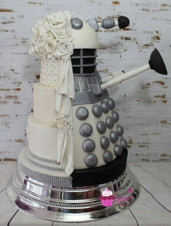 Doctor Who wedding cake D wedding stuff of all kinds Pinterest