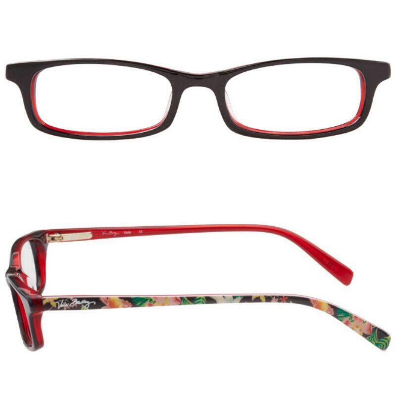 Vera Bradley, Floral, Glasses