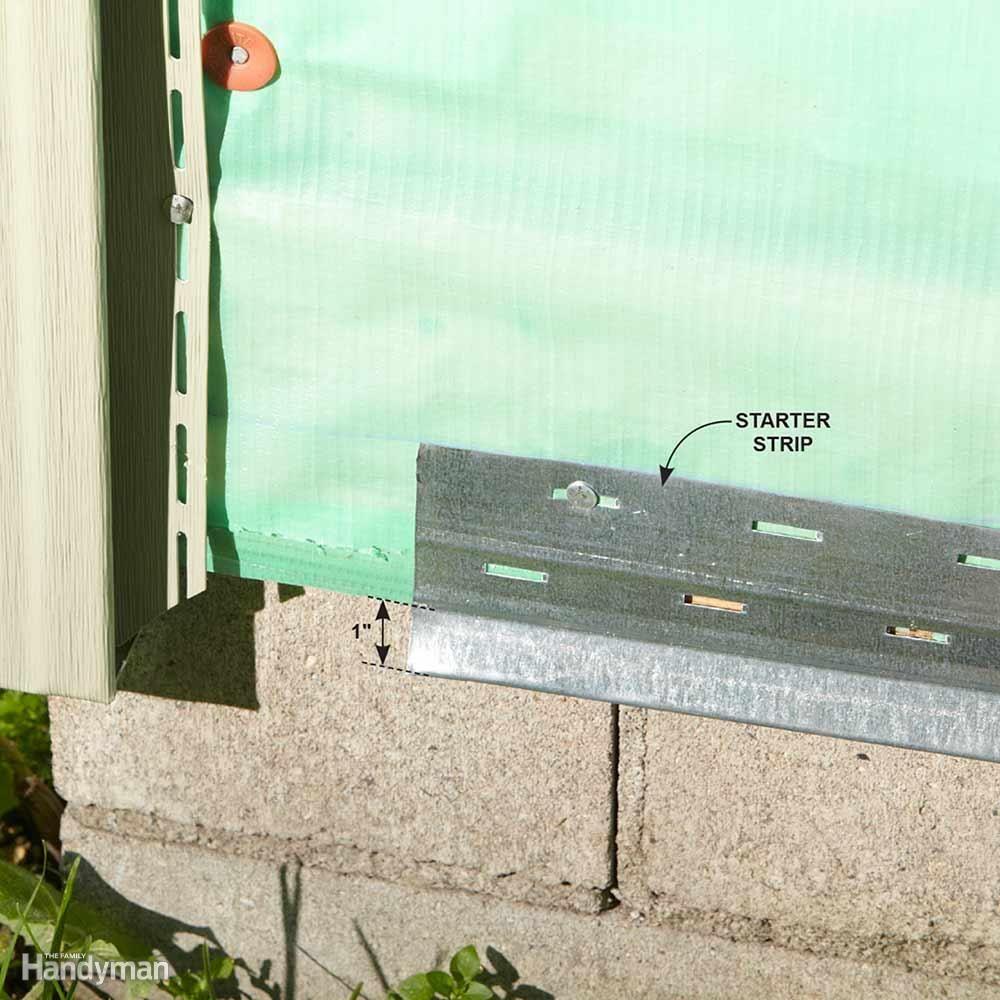 13 Simple Vinyl Siding Installation Tips Installing Siding Vinyl Siding Installation Vinyl Siding