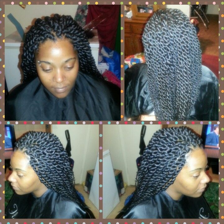 X pression hair twist