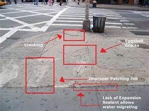 repair concrete sidewalk #repair concrete sidewalk in 2020 ...