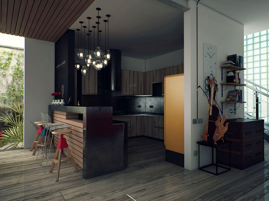 Home bar color ideas - Artwork Of Home Bar Designs For Small Spaces