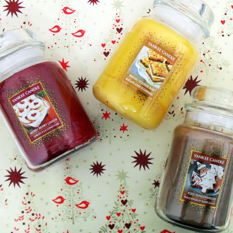 Die Special Edition Cookie Swap Collection Von Yankee Candle Mit Den