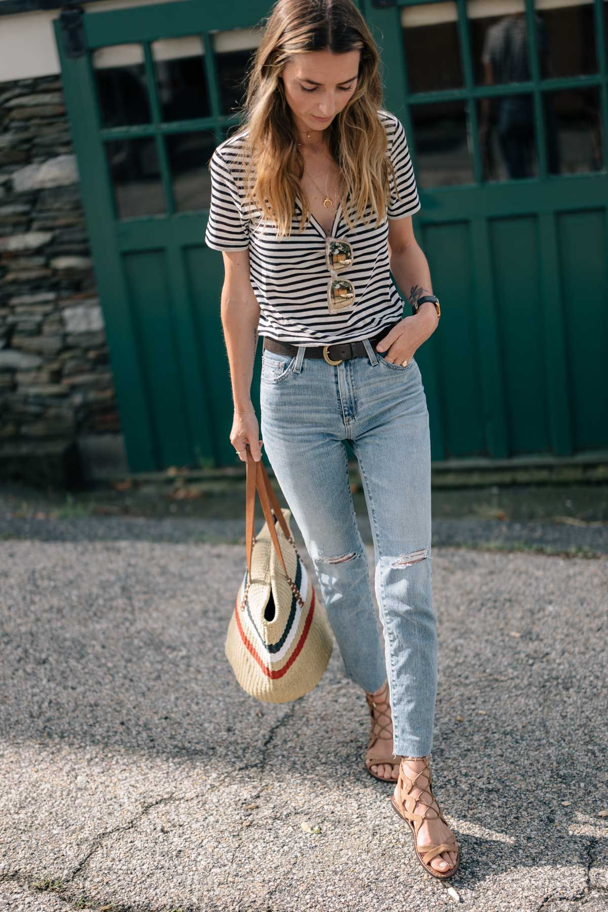04c9f169e How to Nail French Girl Style this Summer
