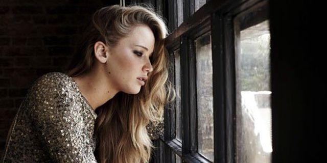 #HungerGames Jennifer Lawrence – Vogue