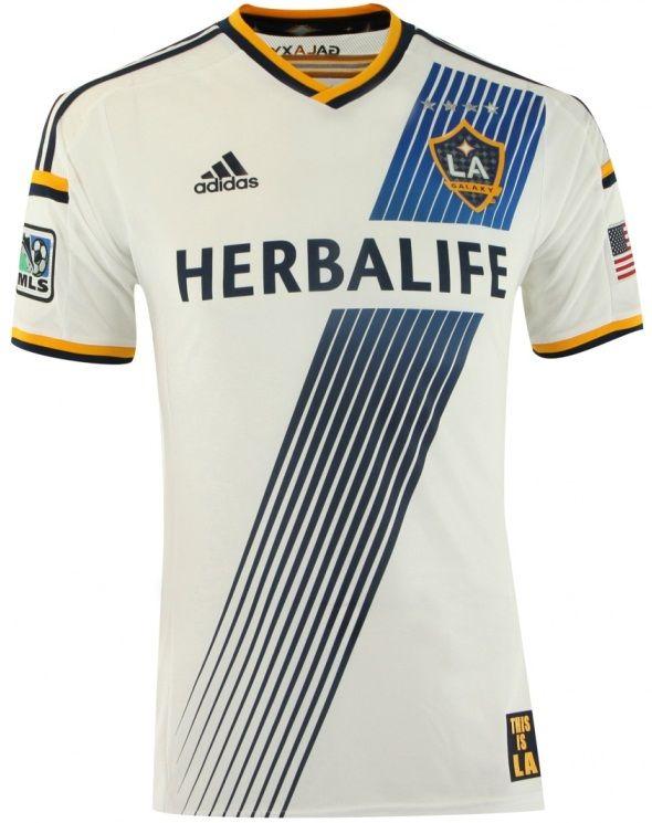6d8b9eba0 FlagWigs  New LA Galaxy Home Jersey Shirt Kit 2014   Have a ...
