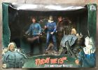 Neca Friday the 13th Jason Voorhees 25th Anniversary box by NECA UNOPENED #Figure #jasonvoorhees