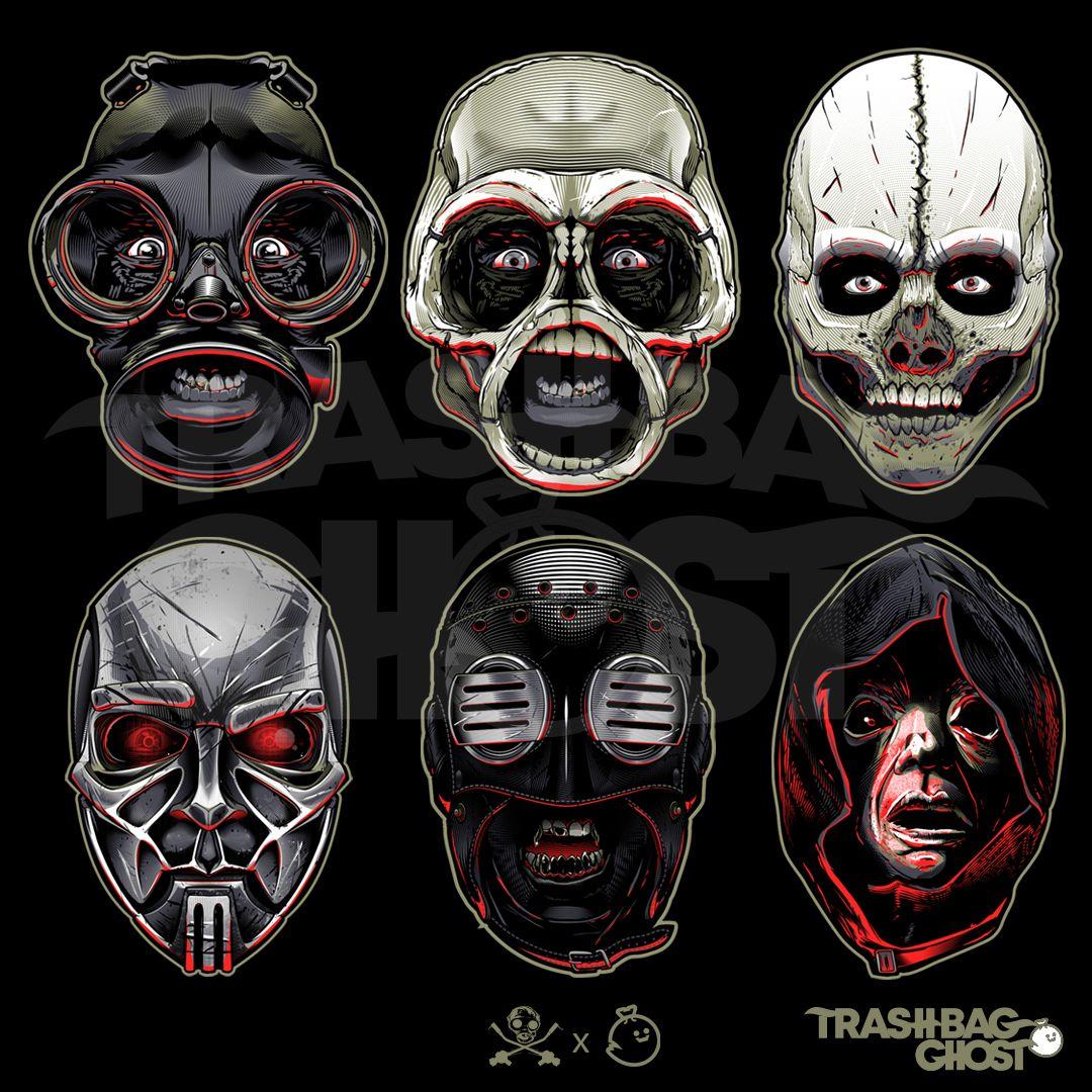 Sid Slipknot Mask