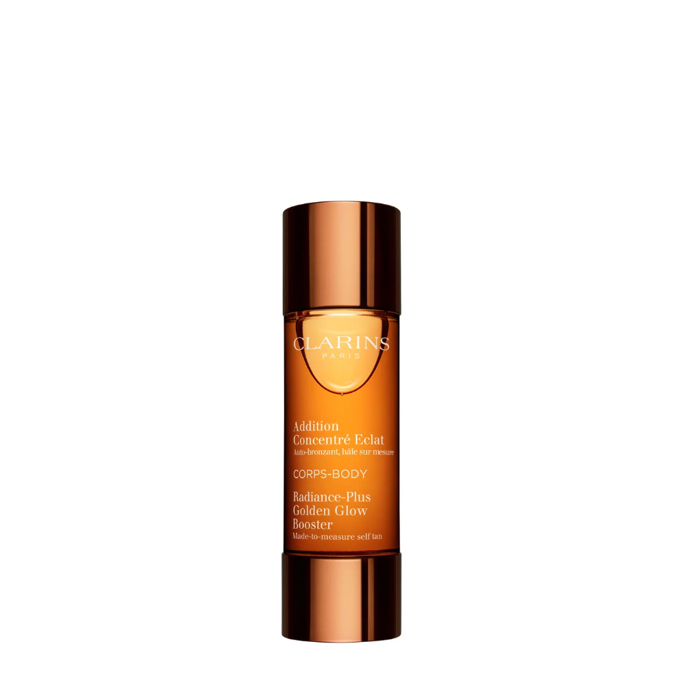 Radiance Plus Golden Glow Booster for Body Best tanning