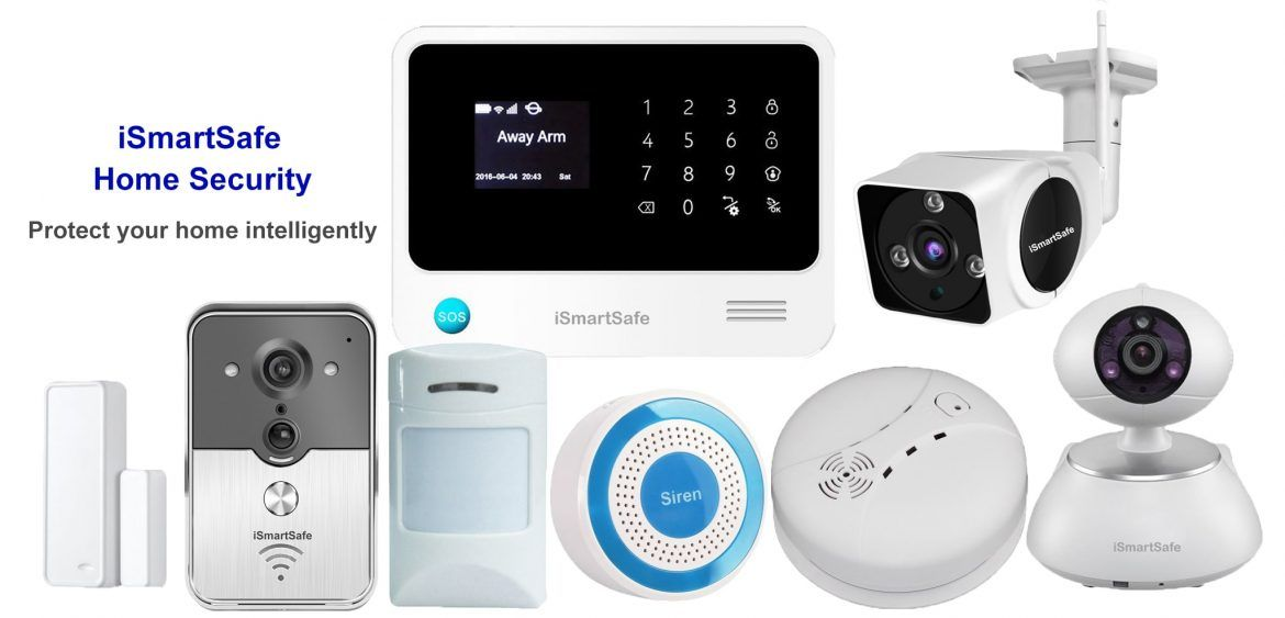 Best Diy Home Security Systems Home Security Cameras Ismartsafe Security Cameras For Home Diy Security System Home Security Systems