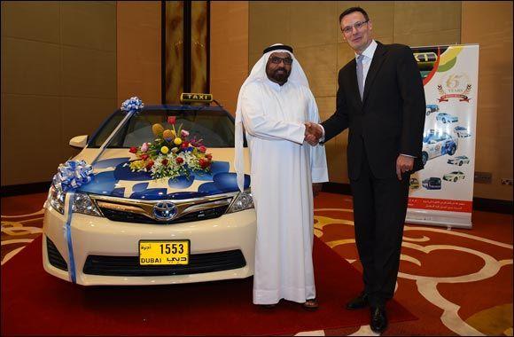 Al Futtaim Motors And Cars Taxi Further Develop Environmental