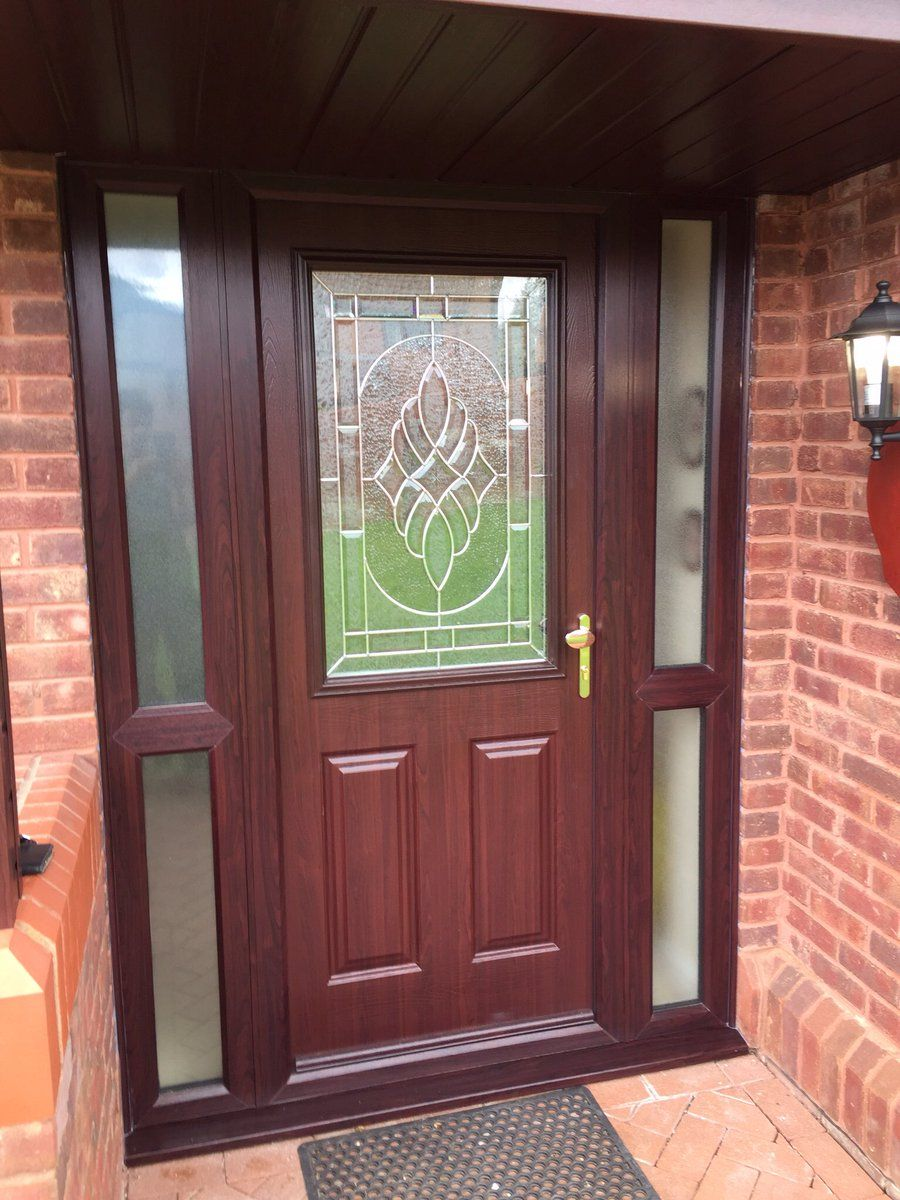 Buy Endurance Composite Doors Through Our Approved Installer Network