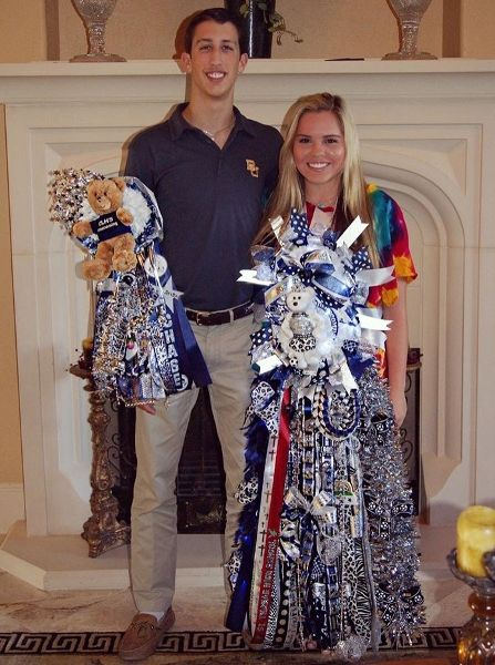 Peace Love And Mums By Rebecca Custom High Fashion Homecoming