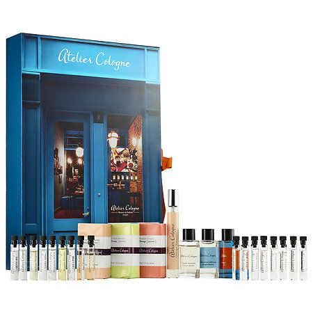 Advent Calendar Atelier Cologne Sephora With Images Beauty