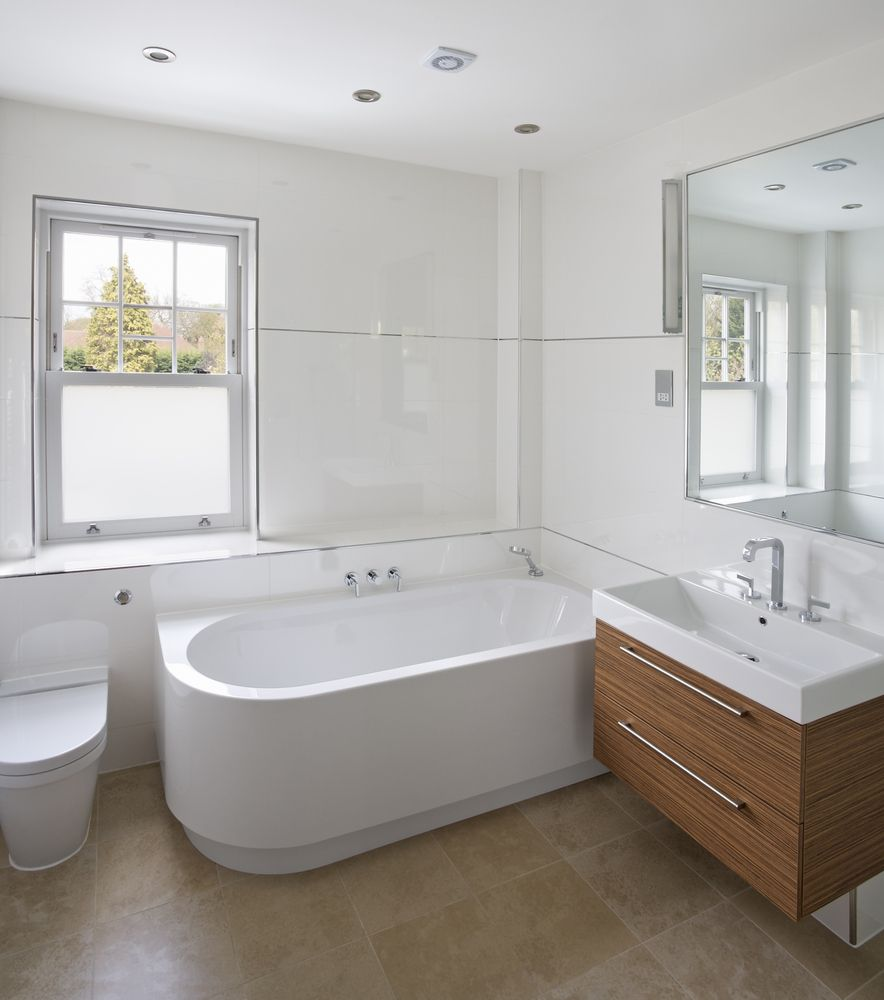 Bathroom Decorating Ideas How To Make Your Bathroom Look Bigger