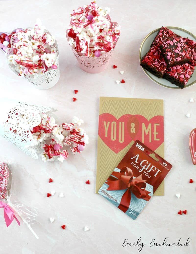 Valentine's Day Chocolate Popcorn Snack Easy Valentine's Day Chocolate Popcorn Snack