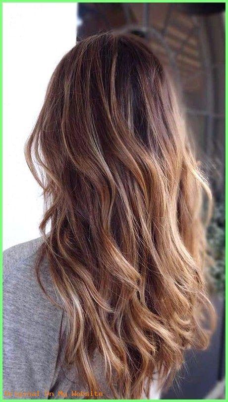frauen frisuren lange haare - 30+ bilder von balayage