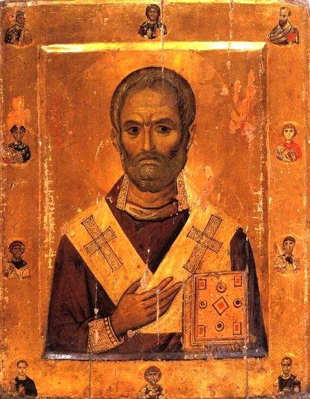 Saint Nicholas the Wonderworker,  (Constantinople, 10th Century)
