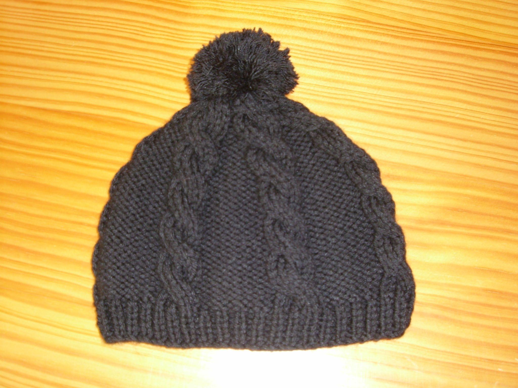modele bonnet tricot aiguille 6 Modèle De Bonnet En Tricot, Bonnet Bébé,  Tricot Enfant e25929afb0c