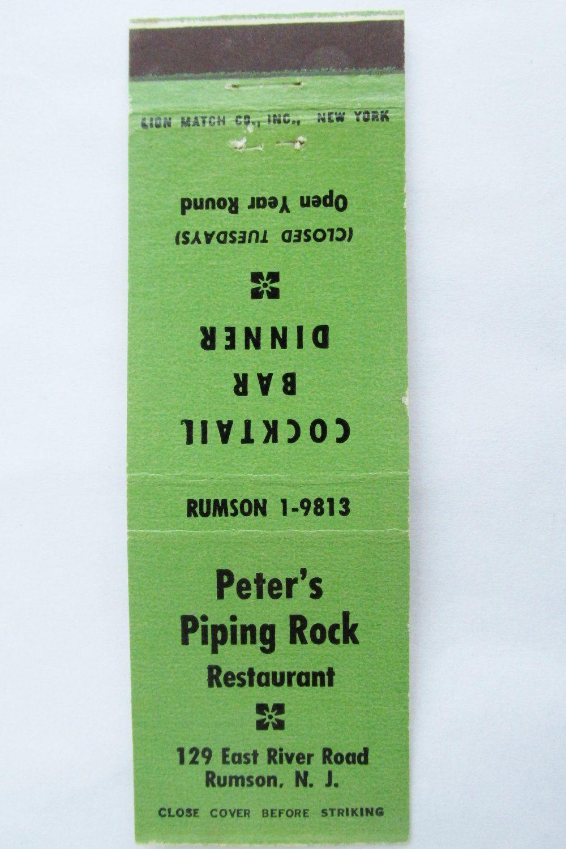 Peterspipingrockrestaurantrumsonnewjerseynj20
