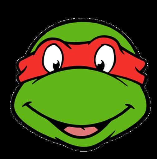 Teenage Mutant Ninja Turtles Raphael Head Raphael Ninja Turtle Teenage Mutant Ninja Turtles Art Leonardo Ninja Turtle