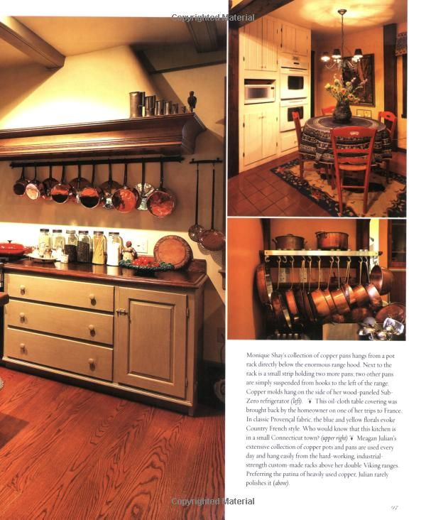 Amazon.com: Country French Kitchens (9781423601920