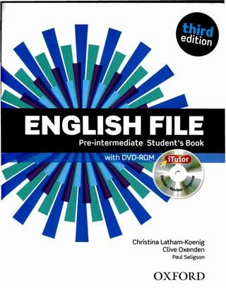 English File Pre Intermediate 3e Student S Book Teacher Books Workbook English File