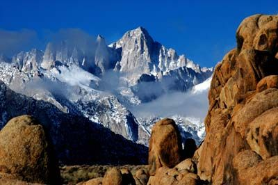 Mt Whitney - I really want to climb Mt. Whitney!