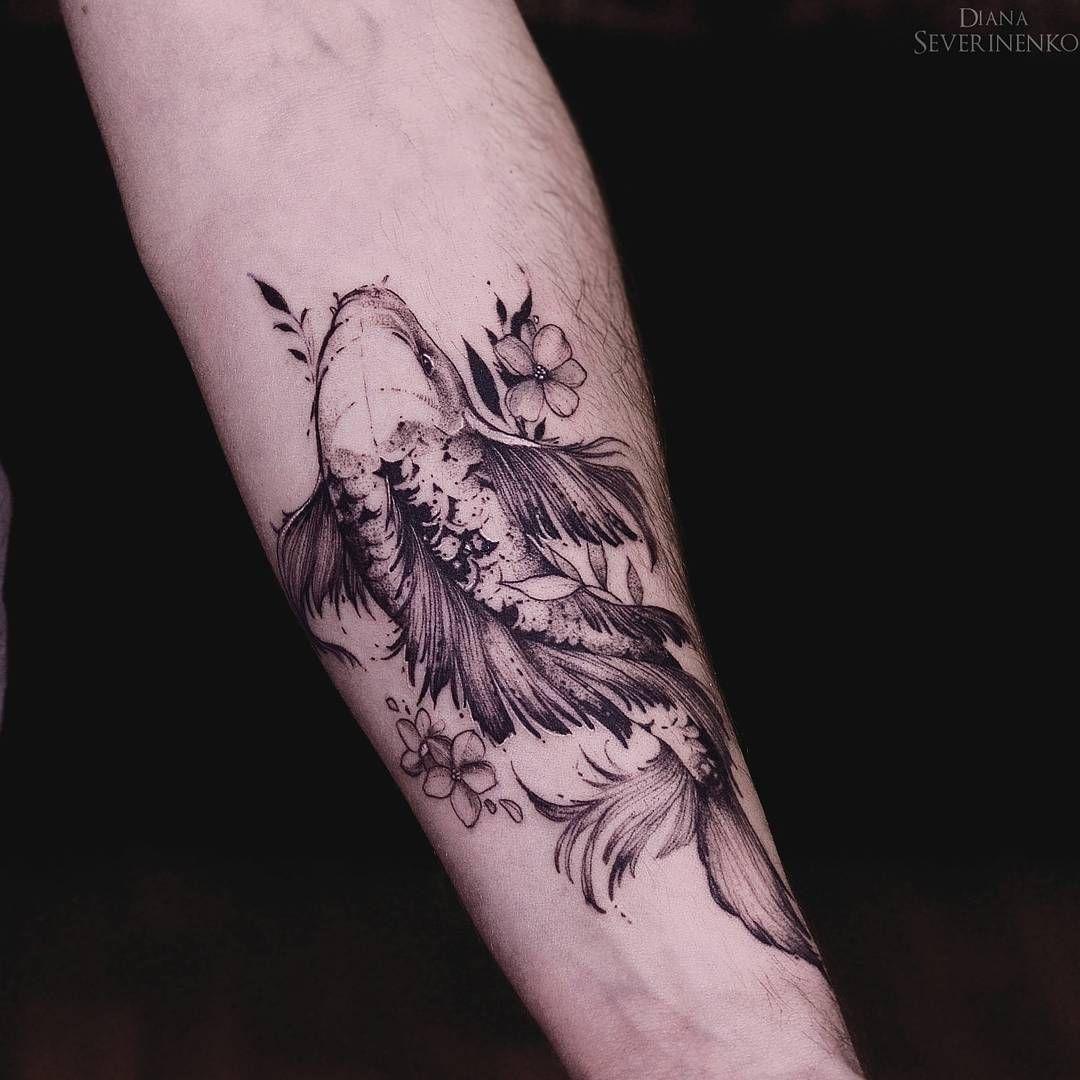 Koi Fish Tattoo Half Sleeve Black Jpg 3 580 5 363 Pixels Koi Tattoo Design Koi Tattoo Sleeve Sleeve Tattoos
