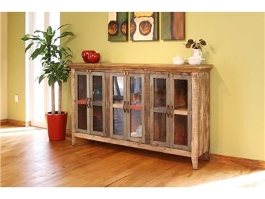 Shop For Artisan Home Multicolor Console Ifd966cons Mc And Other Living Room Tables At Blockers Furniture In Ocala Fl This Furniture Direct Furniture Depot Decor