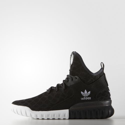 reputable site pre order on feet images of Tubular X Primeknit Shoes - Black   Mens Shoes   Adidas ...